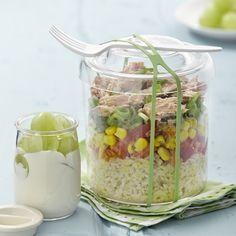 Reis-Thunfisch-Salat Rezept | Weight Watchers