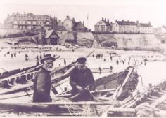 Mending the nets Old Photographs, Photos, Durham City, North Shields, British Seaside, Winslow Homer, St Margaret, North East England, Personal History