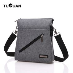 ea57452b8ebe TUGUAN 2016 men messenger bags Women Shoulder Bag Unisex Cavnas Messenger  Bag Business Casual Briefcase Crossbody bag retro-in Crossbody Bags from  Luggage ...