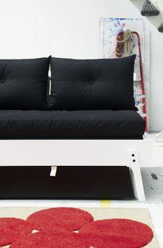 Καναπές-κρεβάτι  - Designer: Sarah Fager
