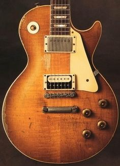 These les paul gibsons are really awesome Les Paul Standard, Gibson Les Paul, Instruments, Les Paul Guitars, Cool Electric Guitars, Ukulele Chords, Gibson Guitars, Guitar Tips, Vintage Guitars