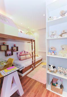 Quarto Criança empreendimento Way Penha - 3 dormitórios / Way Penha Kids Bedroom - 3 bedrooms