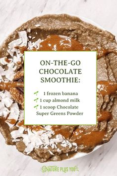 Quick, easy and DELICIOUS green smoothie recipe. At home diy. Healthy eating recipes. Save this pin and give it a try. We know you'll love!