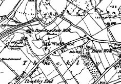Idle workhouse site, 1852