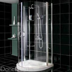 Milano 990 semi-circle shower