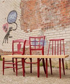 16 วิธี เปลี่ยนเก้าอี้เก่าโทรมในบ้านให้ดูสวยใหม่อย่างสร้างสรรค์