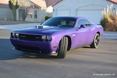 2014 Dodge Challenger Core 392 with a 6 speed and a Cervini Shaker.  I own this beautiful car and I love it.