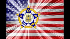 """Fraternal Order Police on May 8th 2015 for """"Waklin' Behind The Star"""", making it their Tennessee State Song."""