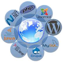 What is web server scripting used for?