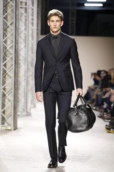 Hermes Fall Winter Menswear 2013 Paris