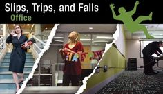 Today's Featured Service - Slips, Trips, and Falls