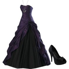 """""""Pretty"""" by bvb3666 on Polyvore wow i would wear this to prom"""