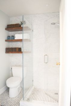 Filbert Guest Bath - Bathroom Remodel Design. Angela Grace Design, San Francisco CA