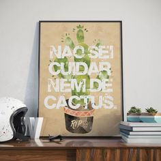 Pôster Cactus