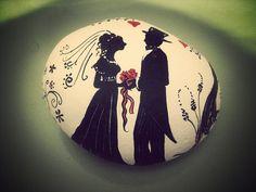 Wedding stone | by stone illustrations