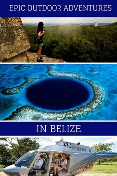 I've put together 5 of the most epic outdoor adventures being offered in Belize. An because you definitely need a decent outpost for exploring, I've also recommended some fantastic accommodations at the end.