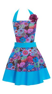 Lots of cute aprons on this site.