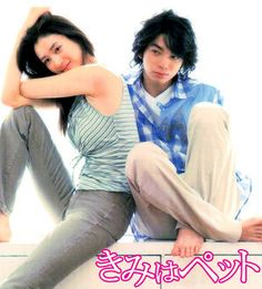 You're My Pet - Or Kimi wa Pet - This technically is a Jdrama (Japanese) but I had to see it after seeing the train wreck of a movie with Jang Geun Suk.  Matusumoto Jun is now one of my favorite actors.  This was a very excellent drama and though not as flashy as Kdramas, it was a refreshing break. At least the Jdramas aren't afraid of skinship.