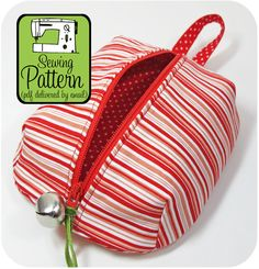 knitting project bag pattern <3