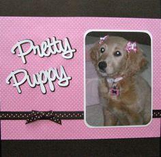 Layout: Pretty Puppy