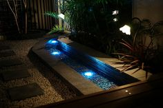 ガラスビーズで青く煌めく海を演出。リゾート感溢れるMyガーデン。 #lightingmeister #gardenlighting #outdoorlighting #exterior #garden #light #house #home #pinterest #glassbeads #blue #sparkle #sea #rezort #onlyone #ガラスビーズ #青 #煌めく #海 #リゾート #オンリーワン #庭 #ガーデン