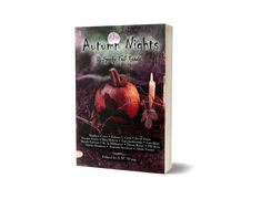 Dive into the Autumn Nights short story anthology. Within you'll find 14 YA spooky tales perfect for Halloween, or anytime you're missing that pumpkin spice latte. Even better, all profits from this anthology go to support the ASPCA.