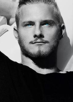 ALEXANDER LUDWIG - LOOKING A LITTLE LIKE TRAVIS FIMMEL - WHO PLAYS HIS ON SCREEN FATHER.