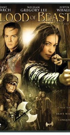 Directed by David Lister.  With Jane March, William Gregory Lee, Justin Whalin, David Dukas. Freya is the clan princess, pursued by Sven who wants only to become king after King Thorsson dies. Freya prefers Agnar, who was lost with a boatload of clansmen on a raid. The old king longs for one more grand adventure and takes a group to an island two days journey away. The island is cursed, being the realm of a great and brutal Beast - said to be protected by Odin. The King discovers that ...