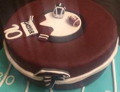 Torta Falcons para GABSTER!  Feliz Cumpleaños # 10