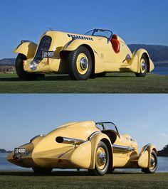 1935 Duesenberg Mormon Meteor SJ Speedster #Cadillac #Racing #Enthusiast? So is #Rvinyl.com. Upgrade damaged #Bumpers here www.rvinyl.com/Cadillac-CTS-Body-Kits.html