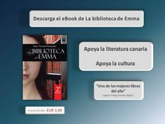 La Biblioteca de Emma está también en formato eBook en Amazon o iBooks de Apple por solo 3,49€ :)