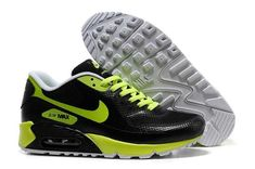 new product aa97a c8fd2 Buy Nike Air Max 90 Hyperfuse Prm Mens Black Green For Sale from Reliable Nike  Air Max 90 Hyperfuse Prm Mens Black Green For Sale suppliers.