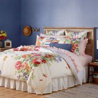The Pioneer Woman Beautiful Bouquet Comforter, White - Walmart.com