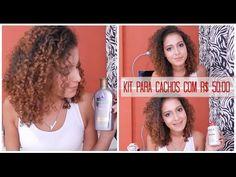 Kit No/Low Poo para cachos completo com R$ 50,00   Mari Morena - YouTube
