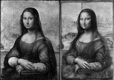 """""""En el documento se ve que las figuras son iguales en dimensiones y forma, quizás traspasadas mediante calco partiendo del mismo cartón"""""""