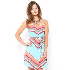 Such a perfect summer dress! #SFLsummerstyle