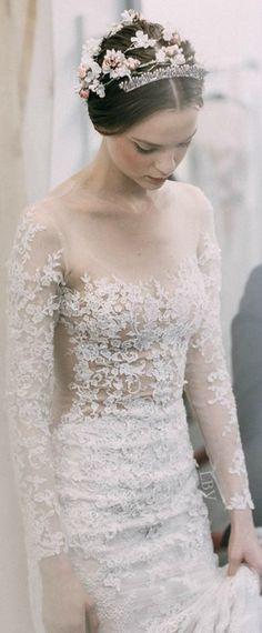 Gorgeous wedding gow