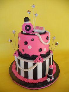 Spa Day Birthday Cake | Flickr - Photo Sharing!