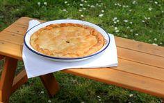 Cocina de color Lila: Empanada de manzana