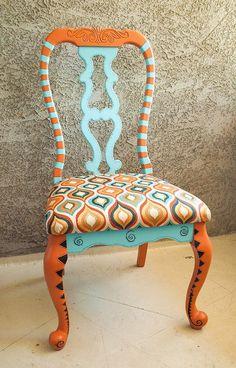 sillas vintage para restaurar                                                                                                                                                     Más