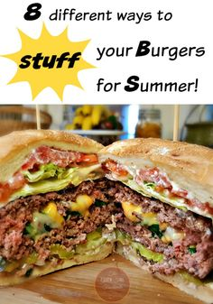 Stuff-your-Burger-8-different-ways