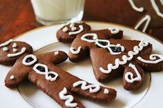 Gingerbread+Man+Cookies+on+Simply+Recipes