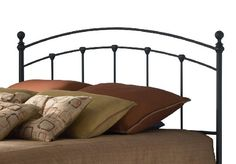 Fashion Bed Group Sanford Twin Size Headboard in Matte Black Finish - http://www.furniturendecor.com/fashion-bed-group-sanford-twin-size-headboard-in-matte/ - Related searches: Bedroom Furniture, Furniture, Headboards, Home and Kitchen