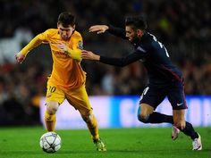 Luis Enrique plays down Lionel Messi concerns #Injury_News #Barcelona #Football
