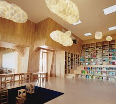 Image 1 of 19 from gallery of IBOBI Kindergarten / VMDPE. Photograph by Kevin Ho