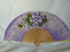Your Biggest Fan, Craft Night, Beautiful Hands, Pink Purple, Diy And Crafts, Hand Painted, Fantasy, Creative, Hand Fans