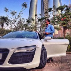 Audi R8 Lifestyle in Abu Dhabi by @gabrielepitacco by luxurylifestylemagazine