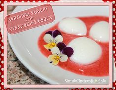 Coulis | Strawberry Coulis (7) ~ Simple Recipes Dot Me