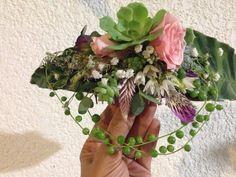 #headpiece #woodland #bride #erikazavaladesign #alcachofaservices