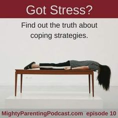 There's a lot of information about stress and ways to relieve it but this podcast deals with stress in a different way and addresses patterns in our daily living. Great tips for stress relief that fits in your life. #stress #stressrelief #mentalhealth